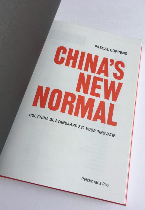 Chinasnewnormal titelpagina