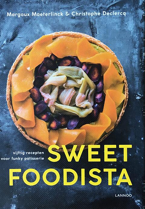 Sweet foodista kaft